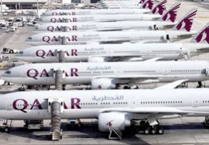 image: Qatar Airways ITF human rights logistics WACO freight forwarding network Myanmar International Transport Workers� Federation union ILO ATUC