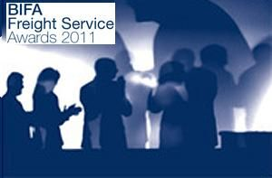 image: UK British International Freight Association (BIFA) logistics awards