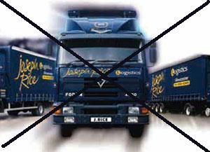 image: UK freight haulier fuel duty haulage transport logistics