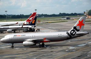 image: Australia Asia Qantas freight Jetstar cargo livestock dangerous goods