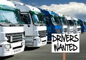 image: UK Transport Committee freight driver logistics shortage