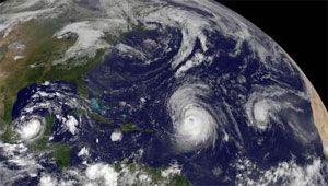 image: Bermuda hurricane shipping cargo ships Igor Julia Karl