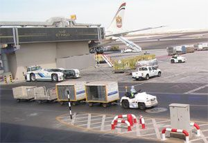 image: Netherlands air cargo freight forwarding logistics supply chain 3PL 4PL