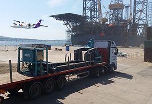 image: UK Singapore freight news logistics stories supply chain