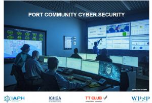image: IAPH, TT Club, logistics, cyber, crime, security, glossary of terms, port, community, digitalisation, IMO,