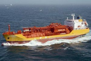 image: Norway Denmark Stina Kosan Lauritzen OSM crew management liquefied gas tanker refrigerated ethylene