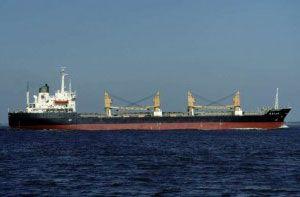 image: Somalia pirate dry bulk freight shipping tonnes