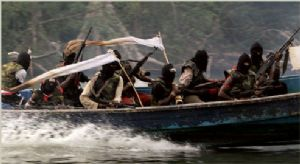 image: Nigeria, MEND, Sichem Peace, Pirates, Piracy, EMS Ship Management, Movement for the Emancipation of the Niger Delta, Niger Delta, Koko
