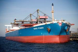 image: Denmark bulk freight carrier cargo shipping line logistics