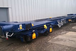 image: UK, GBRf, GB Railfreight, rolling stock, wagons, Ecofret2, green recovery,
