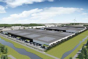 image: Belgium, Antwerp, P&O, Port, Genk, cargoes, logistics, warehouse, BREEAM, import, export, Russia,