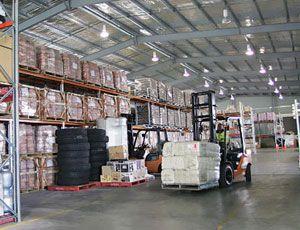 image: UKWA warehousing supply chain 3PL logistics award
