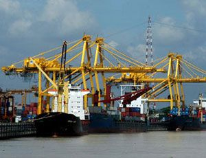 image: Bangladesh freight forwarding shipping shippers