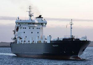 image: UK Subcontract Serco Northlink ferries Seatruck wages Aberdeen Orkney Shetland vessels ships