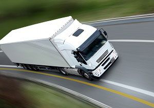 image: UK road haulage freight trucks speed limits