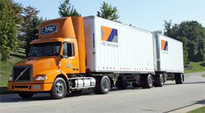 image: YRC JAL air freight trucking drayage haulier logistics container bulk carrier