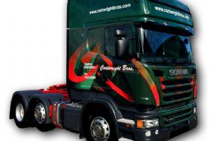 image: UK, warehousing, haulage, fleet, R&D, tax relief, HMRC, Cartwright, Lincoln, Catex,