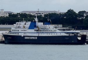 image: Fiji, Goundar, shipping, ferry, scandal, police, investigation, human, trafficking,