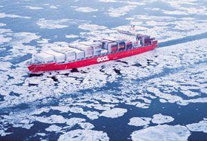 image: Danish maritime lobby IMO Polar Code 500 freight tonnes