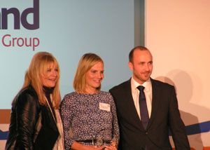 image: UK British freight logistics awards Sally Boazman BIFA The Brewery London