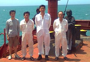 image: International Labor Organization (ILO) seafarers MLC 2006 piracy hostage