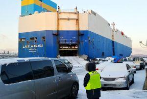 image: South Korea, Libya, CMA CGM, CEVA, logistics, cars, automotive, charter, RoRo, vessl, car carrying,