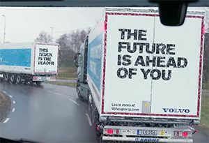 image: UK freight logistics road haulage driver shortage Paragon survey