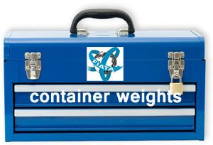 image: FIATA freight forwarder container SOLAS box weights mandatory Robert Keen multimodal