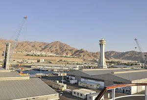 image: Jordan rail freight cargo infrastructure