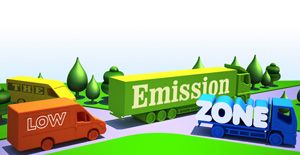 image: FTA UK haulage haulier van truck freight LEZ London low emission zone