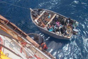image: UK, Canary Isles, tragedy, sea, rescue, maritime, safety, bulk carrier,