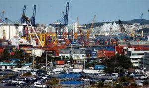 image: Korea, express, Busan, Seoul, Lee Myung-bak, Roh Moo-hyun, Doosan Infracore, port, terminal, logistics, bribery, corruption, Kang Moo-hyun