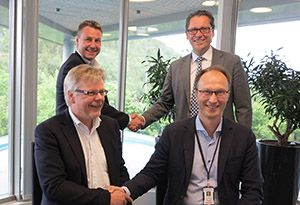 image: Rolls-Royce DNV NTNU sintef Ocean ship design digital platform Europe Norway MoU