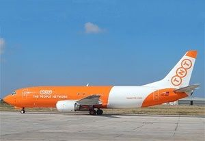 image: TNT FedEx Ireland Netherlands Belgium Spain express freight air cargo merger