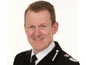 image: UK Chief Constable of Essex Stephen Kavanagh road haulage driver RoSPA safety