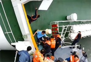 image: South Korea Sewol shipping safety ferry maritime law Captain Lee Joon-seok