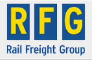 image: Rail Freight Group, rail freight industry, Lord Andrew Adonis, John Smith, Secretary of State for Transport, First GBRf