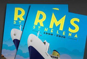image: St Helena RMS freight passenger ship sale Bemmie Emma-Jane Richards