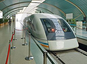 image: air, freight, rail, road, transport, traffic, link, green, CO2, Maglev, Booz, Allen, Hamilton, Government
