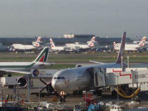 image: Heathrow Airport, London Heathrow, Air Freight, Air Cargo, transport, logistics