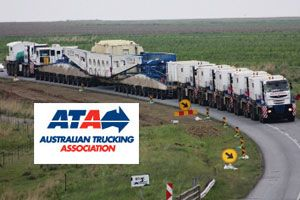 image: Australia freight truck awards professional driver