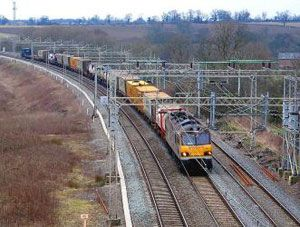 image: UK rail freight cargo track access charges ORR RFG FTA