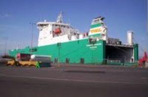 image: ANL, Toll Holdings, Australia, Toll ANL Bass, CMA CGM, Paul Little, Tasmania, Bass Strait