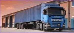 image: Haulage, logistics, road freight, lorry, truck, Pentalver Transport, Brian Tattersall