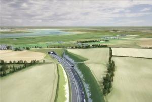 image: UK, River Thames, London, Gateway, crossing, Thurrock, Lower, Highways Agency,