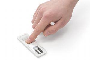 image: UK fingerprint drug testing driver sobriety road haulage transport solutions FORS