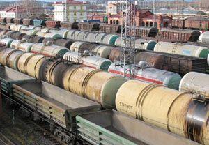 image: Czech Slovak rail freight intermodal cargo