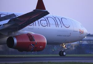image: Virgin Atlantic Cargo UK US pharmaceuticals air freight temperature controlled containers