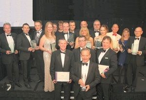 image: UK Freight Logistics CILT Chartered Institute of Logistics and Transport Awards