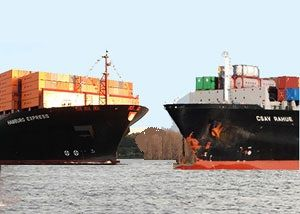 image: Brazil container shipping line freight carrier conference TEU vessel antitrust